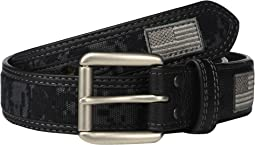 Sport Patriot w/ USA Flag Tab & Roller Buckle Belt