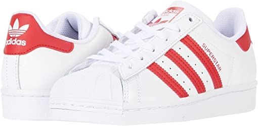 Footwear White/Scarlet/Footwear White