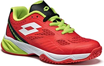 Lotto Superrapida 200 Jr L, Zapatillas de Tenis Unisex Niños ...