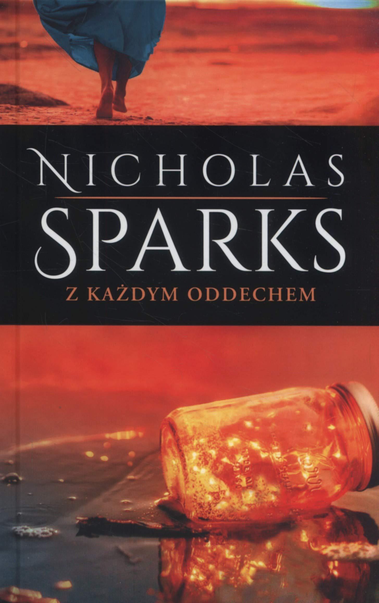 Z kazdym oddechem (Polish Edition)
