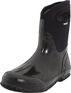 are bogs waterproof