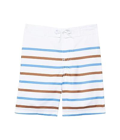 Janie and Jack Stripe Swim Shorts (Toddler/Little Kids/Big Kids)