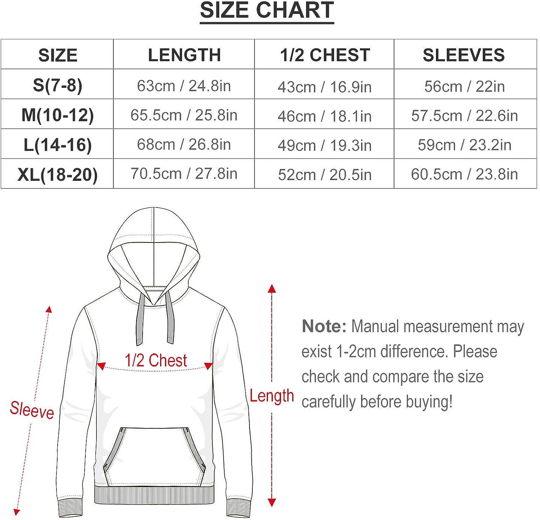 Gay Pride Teenage Hooded Youth Sweatshirt with Big Pocket for Boys Girls Fashion Warm Hoodies