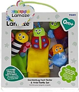 Tomy Lamaze Garden Bag Footfinder Set, L27634