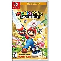 Mario + Rabbids Kingdom Battle Gold Ed. for Nintendo Switch DLC