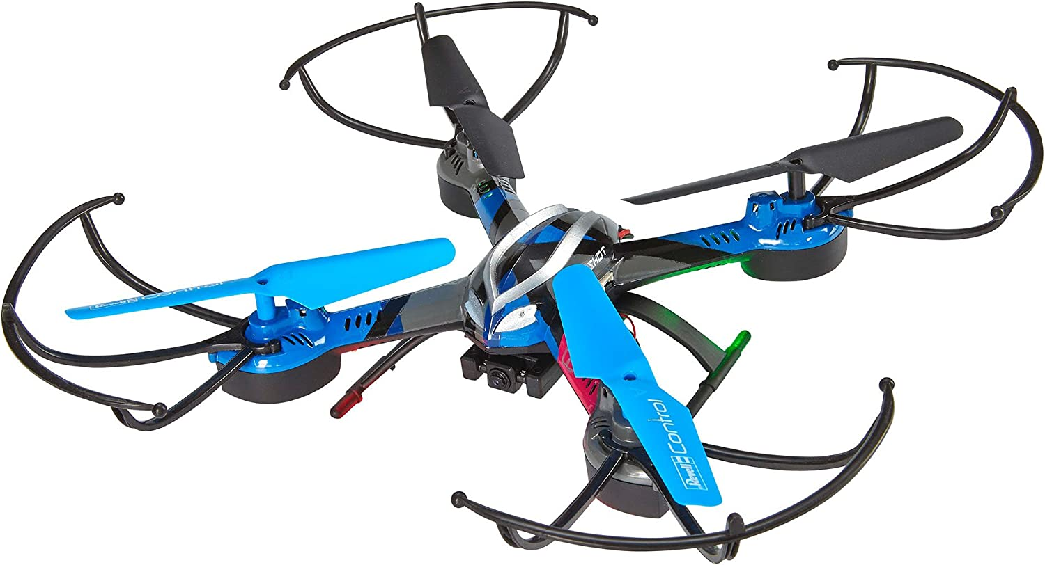 Revell 激安 激安特価 送料無料 倉 Control RC Quadcopter with FPV Goggles Ra – Camera and VR