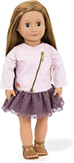 Our Generation Vienna Doll Juguete, color morado y rosa. (BattatCo BD31101Z) , color/modelo surtido
