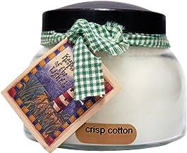 A Cheerful Giver Crisp Cotton 22 oz. Mama Jar Candle
