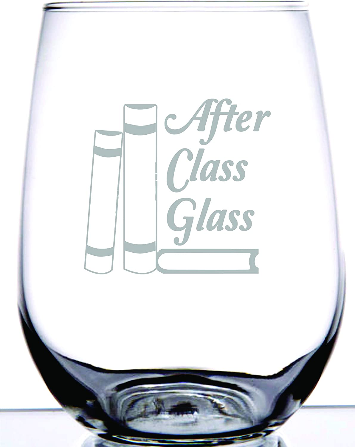 After Genuine Quantity limited Class Glass for Teacher Instructor Student or Professor