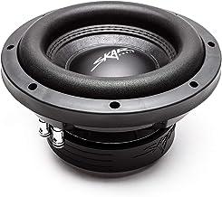 "Skar Audio VD-8 D4 8"" 600W Max Power Dual 4 Ohm Shallow Mount Car Subwoofer"