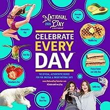 Calendar Ink, 2020 National Day Wall Calendar