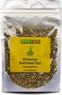 Stomach Soothing Tea - for Ache and Bloating - Aids Digestion Calm Gentle blend of Peppermint Ginger Fennel Chamomile & more