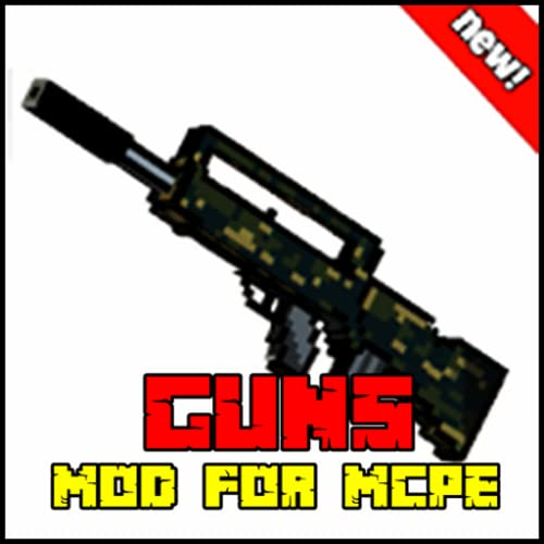 Mods : Auto Guns Mod for MCPE