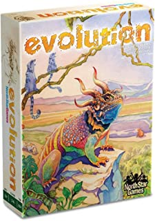 Evolution New Box Edition Strategy Game