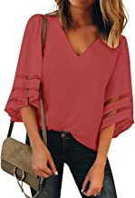 rose colored blouse