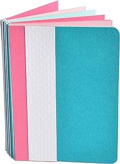 Sizzix Scoreboards Die 663635, Notebook by Eileen Hull, Multi Color, One Size,