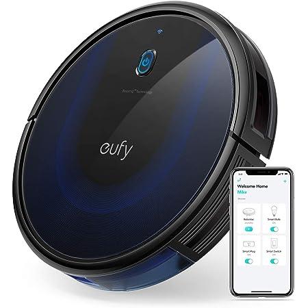 eufy Robot aspirapolvere [BoostIQ] RoboVac 15C Max, connessione Wi-Fi, Super Sottile, aspirazione a 2.000 Pa, Silenzioso, aspirapolvere Robot autocaricabile, pulisce parquet e tappeti a Pelo Medio