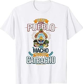 camisas catrachas honduras flag camisas de honduras Camiseta