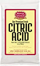 Best non gmo citric acid Reviews