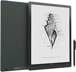 BOOX Max Lumi 13.3 ePaper, Front Light, Android 10, Fingerprint Recognition, BT 5.0 Digital Paper 4G 64G