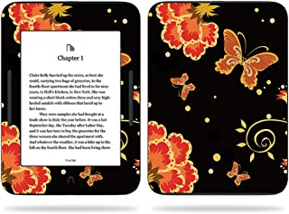 MightySkins Skin Compatible with Barnes & Noble Nook GlowLight 3 (2017) - Flower Dream | Protective, Durable, and Unique Vinyl Decal wrap Cover | Easy to Apply, Remove | Made in The USA