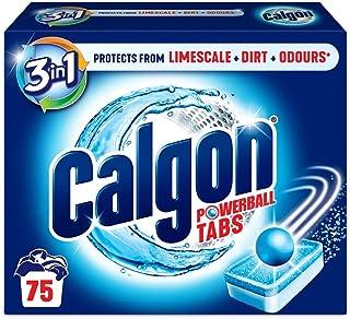 Calgon 3 In 1 Powerball Tabs - 75 Tabletten - Wasmachine Reiniger En Anti Kalk