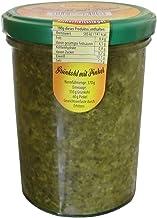Grünkohl mit Pinkel im Glas 370g - Hausmacher Fleisch - Kochwurstspezialität mit Braunkohl und Pinkelwurst zum heißen Verz...