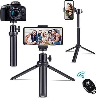 Diealles Shine Palo Selfie Trípode, Bluetooth Selfie Stick Remoto 360°con Control Giratorio y Bolsa con Cordón, Palo Exten...