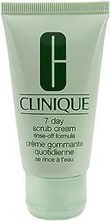 Clinique 7 Day Scrub Cream Rinse-off Formula 1.0 oz (travel size)