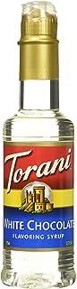 Torani White Chocolate Flavoring Syrup