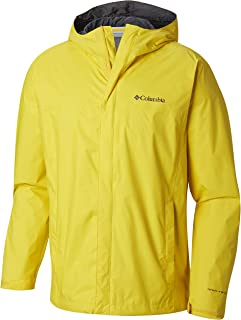 Columbia Men's Watertight Ii Jacket, Mustard 3X
