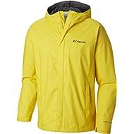 Columbia Men's Watertight Ii Jacket, Mustard Medium