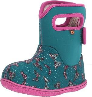 BOGS Kids' Baby Waterproof Snowboot Rain Boot