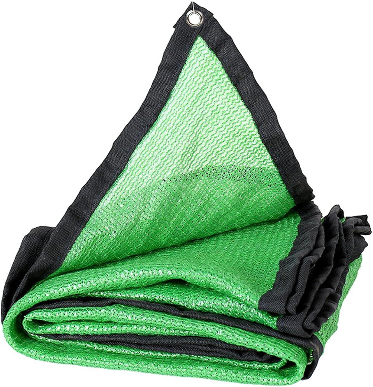 Green AntiUV Sunshade Net,Outdoor Garden Sunscreen Shade Cloth Net Plant Greenhouse Car Cover,Roof Sunscreen Gauze