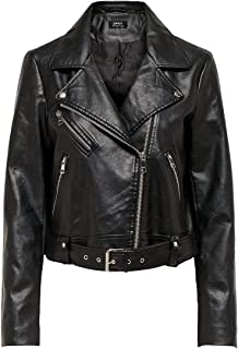 Only Onlvalerie Faux Leather Jacket CC Otw Chaqueta para Mujer