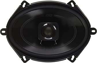 "Polk Audio DB572 DB+ Series 5""x7"" Coaxial Speakers with Marine Certification, Black"