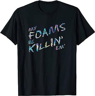 Best hologram foams shirts Reviews