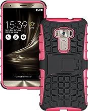 Asus Zenfone 3 ZE552KL Case, Asus Zenfone 3 ZE552KL Hybrid Case, Dual Layer Shockproof Hybrid Rugged Case Hard Shell Cover with Kickstand for 5.5'' Asus Zenfone 3 ZE552KL