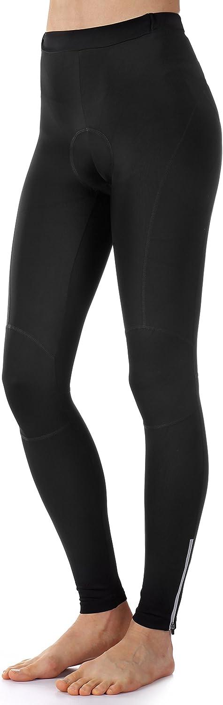 Dinamik Womens Long Cycling Bike Tights Light Extra Padded Pants EVO PRO