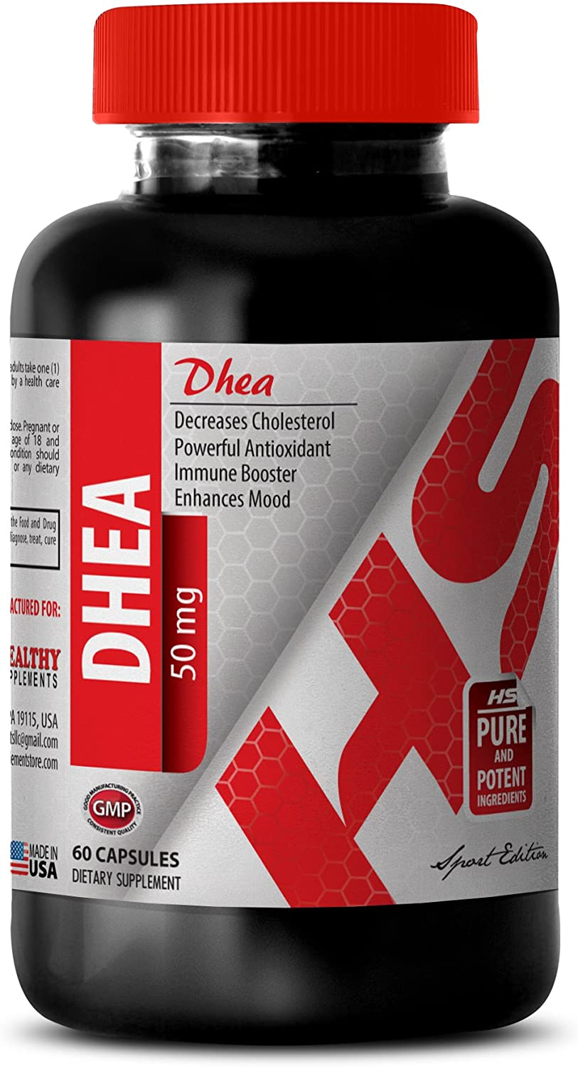 Dhea for Superior Limited Special Price Fertility – DEHYDROEPIANDROSTERONE - MG Im DHEA 50