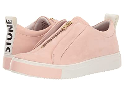 Blackstone Mid Sneaker Zip RL62 (Cameo Rose) Women