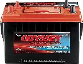 Odyssey 34M-PC1500ST TROLLING Thunder Marine Dual Purpose Battery