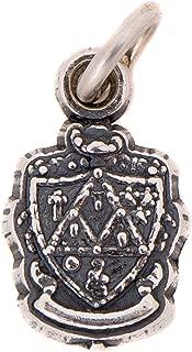 kappa delta crest necklace