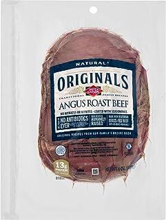 Dietz & Watson Originals Pre-Sliced No Antibiotics Ever Angus Roast Beef, 6 oz