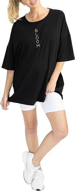 Maternity Bike Shorts - Two-Piece Set