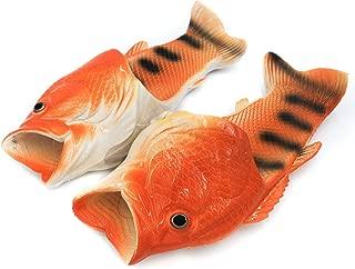 Coddies Fish Flip Flops | Unisex Sandals, Bass Slides, Slippers, Pool, Beach & Shower Shoes | Men, Women & Kids