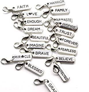 clip on charms for bracelets