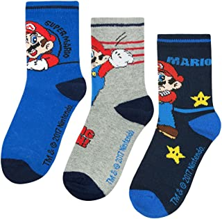 Assorted 3 Pack Boy's Socks