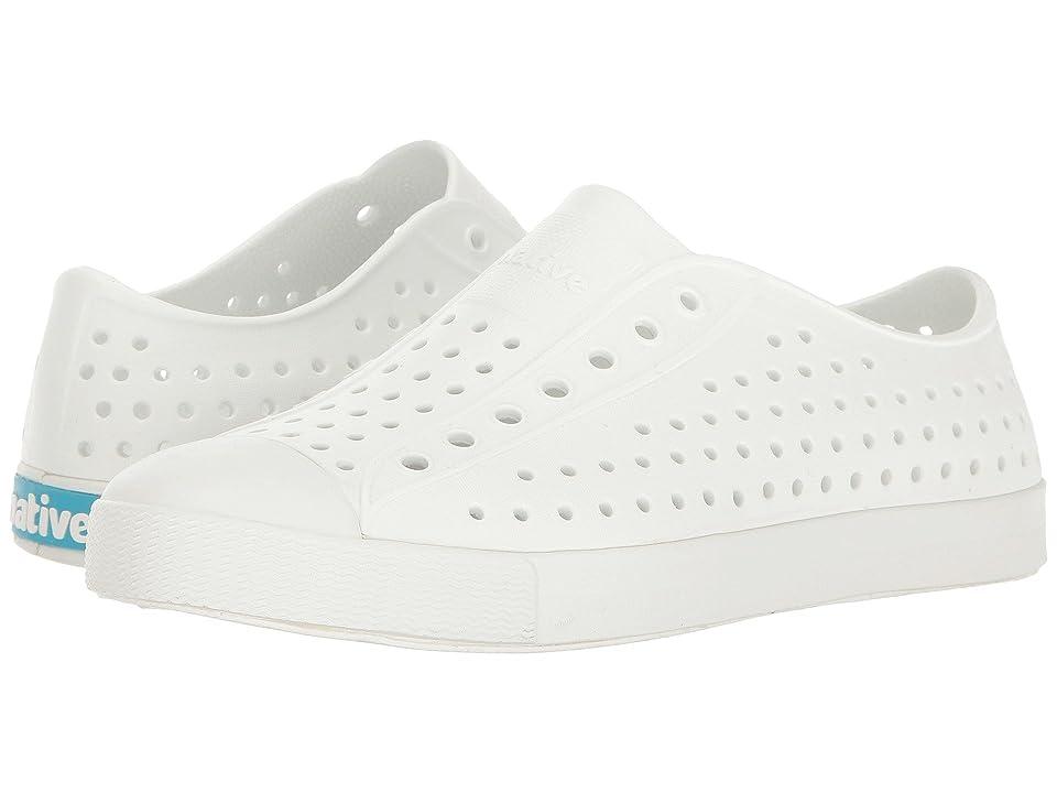 Native Kids Shoes Jefferson (Little Kid/Big Kid) (Shell White/Shell White) Kid