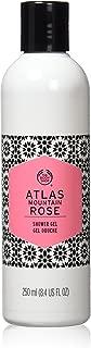 The Body Shop Atlas Mountain Rose Shower Gel, 8.4 Fl Oz